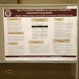 My 1st Poster Session Ever!