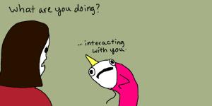 Me sometimes....
