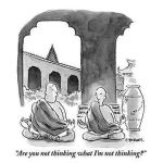 Everybody loves a meditation joke.